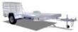 """2022 ALUMA 6'6"""" X 10 EDGE SERIES UTILITY TRAILER (LATE APRIL ARRIVAL)"""