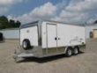 ULTIMATE MOTORCYCLE ALUMINUM TRAILER W/ ALL THE EXTRAS