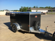 2018 SUNDOWNER 5' X 8' MINI GO CARGO TRAILER