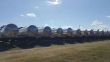 STE CENTER DISCHARGE CHEMICAL / ACID TANK TRAILER
