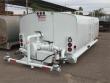 UNITEDBUILT R-KIT RK4000 4000 GALLON DROP ON WATER TANK FOR TRUCK CHASSIS
