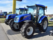 2018 NEW HOLLAND T4S.75 KABINE