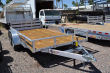 2020 H&H TRAILERS TRSA 8.5X14 UTILITY TRAILER, MOTORCYCLE TRAILER, FLATBED TRAILER