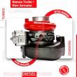 CUMMINS 6.7 REBUILT TURBO #3798327RX (2013-2017) HE300VG/HE351VE – + CORE – NEW CALIBRATED ACTUATOR INCLUDED