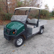 2015 CLUB CAR ELECTRIC WITH ELECTRIC DUMP