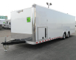 NOW AVAILABLE 28' NEW MILLENNIUM EXTREME 6K SPREAD AXLES/ BLACK CABINETS