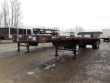 1994 STRICK TRAILERS AIR RIDE LEAD FLATBED WITH HITCH