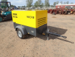 ATLAS COPCO 180CFM TRAILER MOUNTED