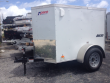 2019 PACE AMERICAN 4X6 CARGO TRAILER ENCLOSED V NOSE