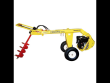 CROMMELINS POST HOLE DIGGER EARTH AUGER 9 HP HD99SX GROUNDHOG MADE