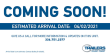 2021 NEO TRAILERS NCBS 22FT. ALUMINUM W/5,200LB. AXLES ENCLOSED CAR TRAILER