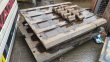 POWERSCREEN 1100 X 650 JAW PLATES AND WEDGES NEW
