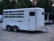 2012 BEE TRAILERS 3 HORSE SLANT DRESSING ROOM