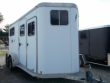 2003 FEATHERLITE FL9406 2-HORSE TRAILER « BACK TO INVENTORY