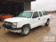 2005 CHEVROLET 1500 4X2 EXTENDED CAB PICKUP