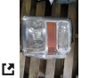 2008 FORD F350SD (SUPER DUTY) HEADLAMP ASSEMBLY AND COMPONENT