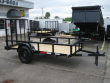 """5X10 ANDERSON UTILITY W/ LEDS """"OUT THE DOOR"""""""