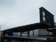 2000 WABASH NATIONAL TRAILER FLATBED TRAILER, FLAT DECK TRAILER