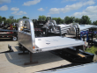 AS IS CM 8.5' X 84 ALRD FLATBED TRUCK BED