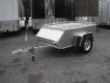 AE46 ENCLOSED CAR PULL BEHIND TRAILER