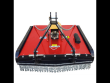 MULTIQUIP TRACTOR SLASHER 5 FT 1560 MM CUT OFFSETABLE 5MM DECK, WITH CHAIN GUARD