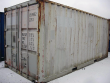 2009 GENERAL 20' USED CONTAINERS STORAGE TRAILER