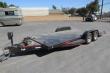 2017 CARSON TRAILER SC182 18 FT. STEEL FLATBED BEAVERTAIL CAR HAULER FLATBED TRAILER