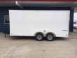 2019 LOOK TRAILERS 7 X 16 TANDEM AXLE CARGO TRAILER