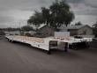 2019 LANDOLL 440 EQUIPMENT TRAILER, FLAT DECK TRAILER, TRAVELING AXLE