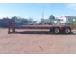 1953 FONTAINE FLATBED TRAILER