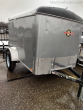 2019 CARRY-ON 5X8CGEC GREY BOX TRAILER