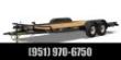 2021 BIG TEX TRAILERS 70CH-18 CAR / RACING TRAILER STOCK# 93791