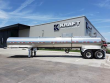 FRUEHAUF 4000 GALLON MC 312 RATED FOR 40 PSI CHEMICAL / ACID TANK TRAILER