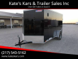2020 PACE 6X12 ENCLOSED TRAILER