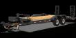 2017 BIG TEX TRAILERS 14DF-20 EQUIPMENT TRAILER