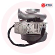 REBUILT VOLVO D11H/D11J/EPA10/EPA14 #85141057 TURBO HE400VG/HE451VE – + CORE DEPOSIT – NEW CALIBRATED ACTUATOR INCLUDED