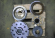 NEW HOLLAND TRAVEL MOTOR SPARE PARTS FOR E 215 EXCAVATOR