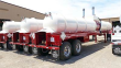 TIGER NEW 2014 TIGER 5000 GALLON SINGLE COMPARTMENT ACID CHEMICAL / ACID TANK TRAILER