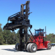 2007 DIESEL TAYLOR THDC975-TOPLIFT CONTAINER HANDLERS (LOADED/EMPTY)