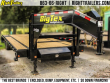 8.5X30 BIG TEX | EQUIPMENT TRAILER