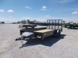 2020 RICE TRAILERS STEALTH 82X14' SINGLE AXLE SOLID SIDE UTILITY TRAILER