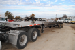 2013 MAC TRAILER MFG 45 FT SPREAD AXLE FLAT BED FLATBED TRAILER, FLAT DECK TRAILER
