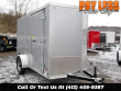 2019 US CARGO 6X10 ENCLOSED TRAILER, CARGO TRAILER, MOVING TRAILER