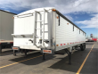 2005 TIMPTE 42' AIR RIDE GRAIN HOPPER BOTTOM TRAILER, ROLL OVE