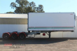 2000 SOUTHERN CROSS REFRIGERATED ROLL BACK A TRAILER
