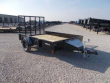 2021 RICE TRAILERS STEALTH 76X10' SINGLE AXLE SOLID SIDE UTILITY TRAILER