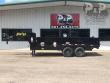 2019 BIG TEX TRAILERS 14GX-16BK7SIRPD 16' DUMP TRAILER