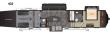 2015 KEYSTONE RV FUZION 403