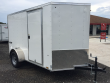2019 PACE AMERICAN 6X10 PACE AMERICAN CARGO TRAILER V NOSE RAMP DOOR