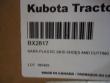 2020 KUBOTA BX2817